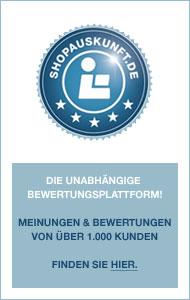 Wir bei Shopauskunft.de! Lesen Sie was über 1.000 Kunden sagen.